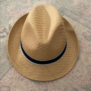 NWOT Janie and Jack toddler boy sun hat